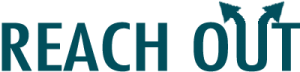 Orange Villa Bible Church – Orange County Christian Church: Reach Out Logo