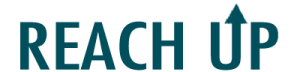 Orange Villa Bible Church – Orange County Christian Churh: Reach Up Logo